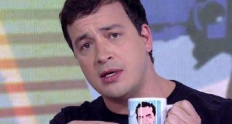 """""""O Video Show não baixa o nível"""", diz Rafael Cortez"""