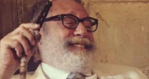 Antonio Fagundes interpreta Halim em Dois Irmãos