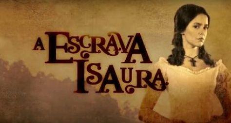 Saiba como a Record TV fará a transição entre Escrava Mãe e A Escrava Isaura