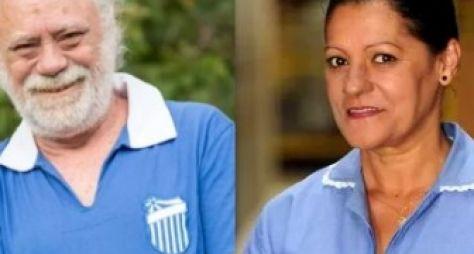 Luci Pereira e Tonico Pereira serão irmãos em A Força do Querer