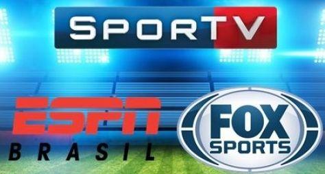 TV paga: cinco canais esportivos mais vistos, três são da Globosat