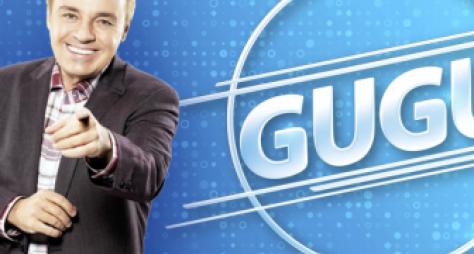 Gugu deve assinar novo contrato com a Record no fim do mês
