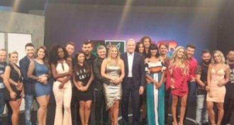 Conheça os participantes do Power Couple Brasil 2