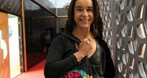Lucélia Santos é convidada para a novela Amor e Morte