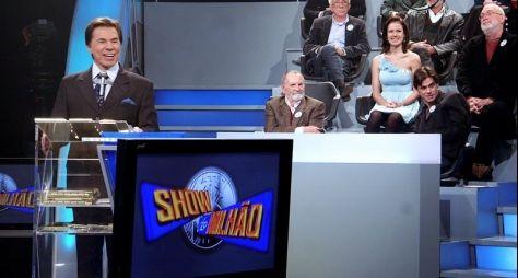 Show do Milhão volta à programação do SBT
