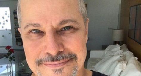 Fantástico: Edson Celulari fala pela primeira vez na TV sobre câncer