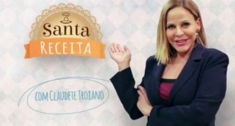 Claudete Troiano renova contrato com a TV Aparecida