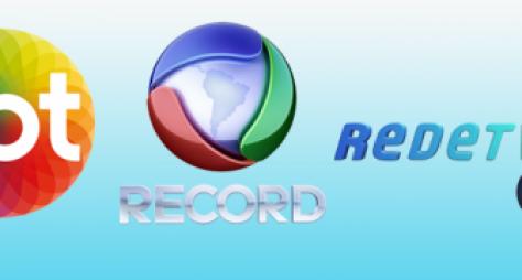 SBT, Record e RedeTV! pretendem lançar canal conjunto na TV paga