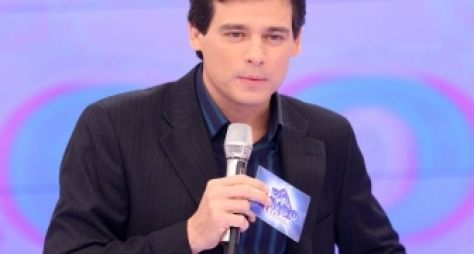 Hoje: Tatá Werneck recebe Celso Portiolli nos Estúdios Globo