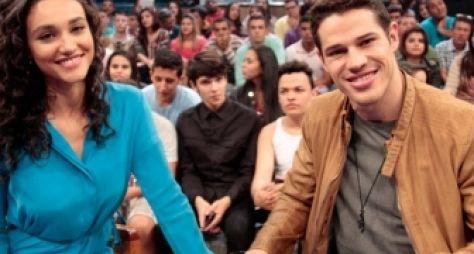 Débora e José Loreto podem apresentar programa na Globo