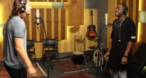 Hoje: Taís Araújo e Lázaro Ramos vivem Michele e Brau em Rock Story