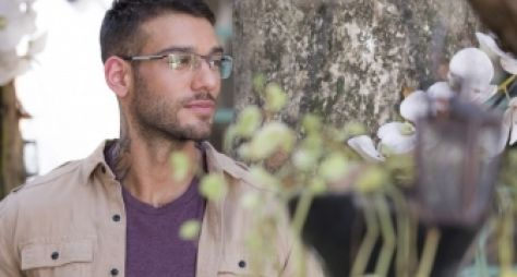 Lucas Lucco grava Sol Nascente pela primeira vez