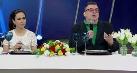 Walcyr Carrasco e Tatá Werneck podem repetir parceria às 21h