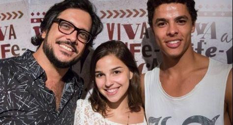 Lúcio Mauro Filho será um cantor frustrado em Malhação