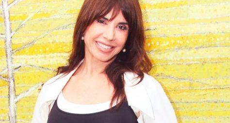 Cláudia Alencar volta a fazer novela na Globo