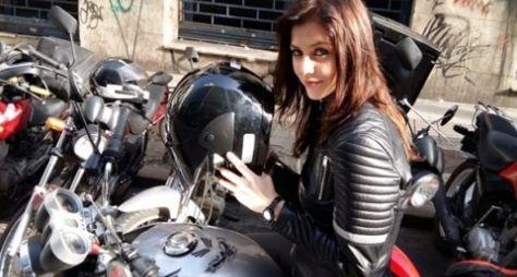 SBT adia nova temporada de A Garota da Moto