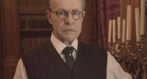 Osmar Prado é convidado para O Sétimo Guardião