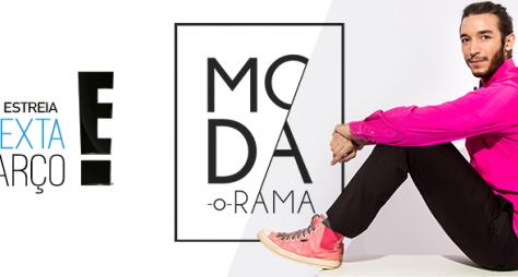 Moda-O-Rama estreia hoje no E!