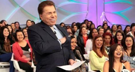 Sílvio Santos cogita apresentar o novo Show do Milhão