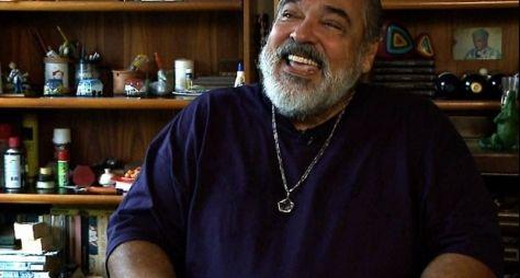 Domingo Espetacular mostra a luta do ator Roberto Bonfim contra a obesidade