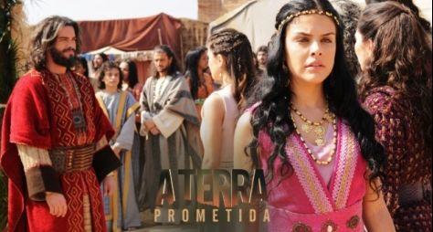 A Terra Prometida lidera audiência na Argentina
