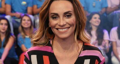 Suzana Pires está em alta na Globo