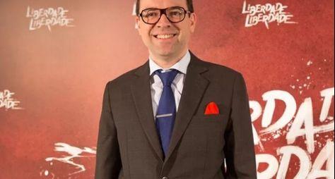Mário Teixeira tem projeto de novela das 19h na Globo