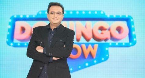 Domingo Show: Geraldo Luís participará de um reality de emagrecimento