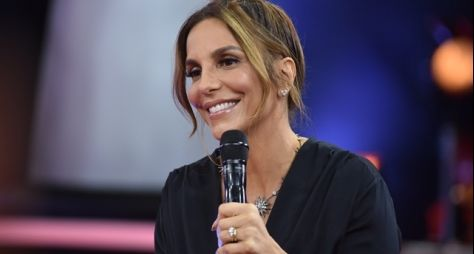 Ivete Sangalo pode comandar programa no horário nobre da Globo