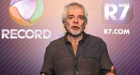 Carlos Lombardi deve emplacar nova novela na Record TV