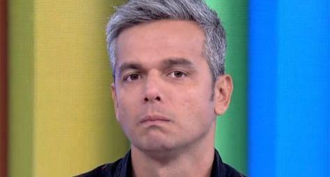 Advertência: Otaviano Costa é afastado, por três dias, do Vídeo Show