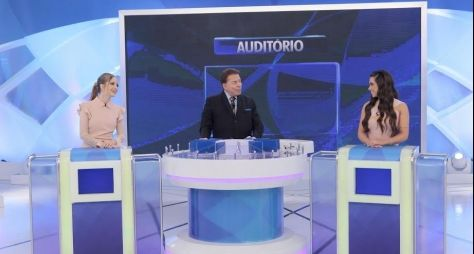 Programa Silvio Santos recebe famosos filhos de famosos