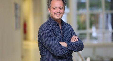 Danton Mello conciliará gravações de novela com Tá no Ar