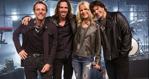 Tony Bellotto, Paula Toller e Paulo Ricardo gravam Rock Story