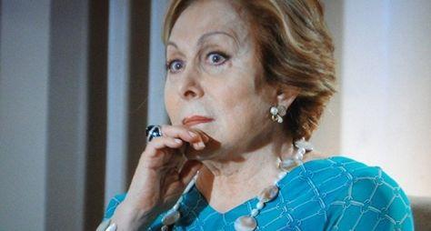 Globo renova contrato de Aracy Balabanian por mais três anos