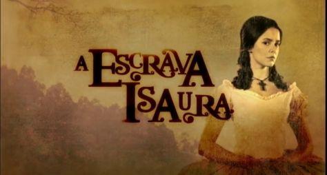 Reprise de A Escrava Isaura registra audiência maior que O Rico e Lázaro
