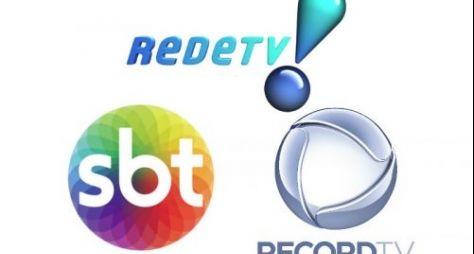 """Após """"apagão"""", SBT e RedeTV! recuperam público perdido"""