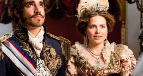 Novo Mundo terminará com a coroação de Leopoldina e Dom Pedro