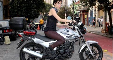 SBT começa a gravar, em agosto, a 2ª temporada da série A Garota da Moto