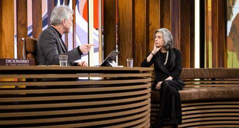 Conversa com Bial não altera audiência da TV Globo