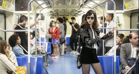 Malhação: Viva a Diferença - O parto no metrô e a formação das Five