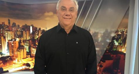 Problema de saúde de Marcelo Rezende será destaque do Domingo Espetacular