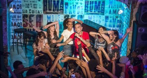 Malhação: Viva a Diferença conta com a presença de MC Guimê