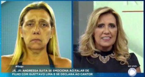 Fora da TV paga, Gugu recupera audiência com estreia de quadro