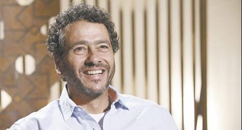 Marcos Palmeira relembra rótulo de galã