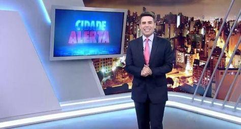 Luiz Bacci será mantido à frente do Cidade Alerta