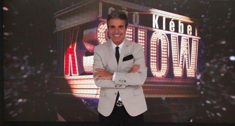 João Kléber Show deixa a RedeTV! em 3º lugar por 20 minutos consecutivos
