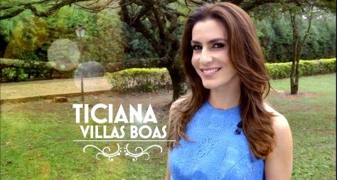 SBT dispensa Ticiana Villas Boas de suas funções