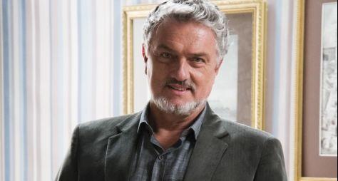 Werner Schünemann é confirmado no elenco de Tempo de Amar