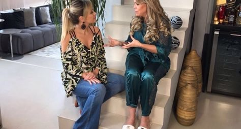 Programa Eliana entrevista Renata Banhara neste domingo